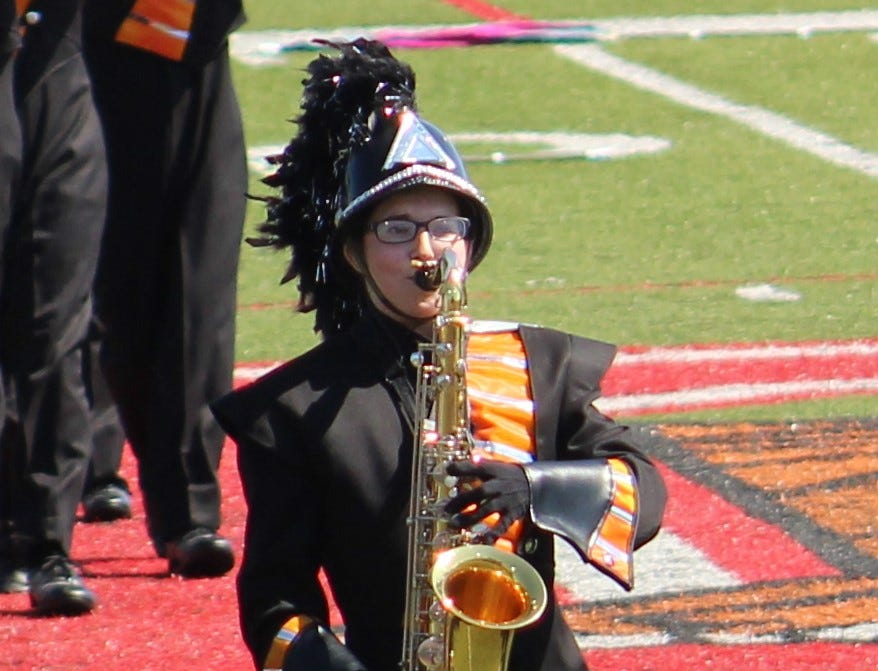 Watch for Republic High student during Macy's Thanksgiving Day Parade