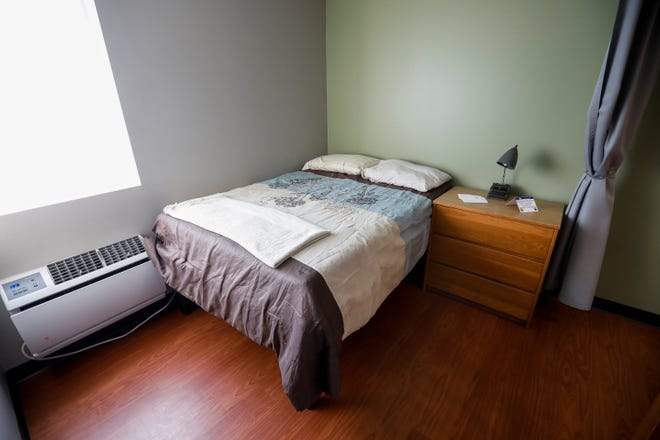 Revolution 120 and Ashley Furniture  will be providing new twin beds to 20 families in the area.