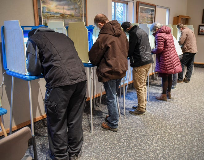 Minnesota hold its first presidential primary in 28 years on Tuesday.