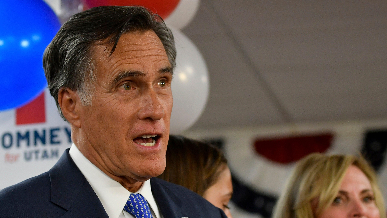 Romney, Stewart weigh in on Mueller report summary
