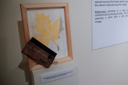 """The Ralph Hurst Gallery includes its own display of different types of printmaking while an exhibit titled """"500 Years of Printmaking: the FSU Collection"""" is on display next door in the TCC Fine Arts Gallery on the TCC campus."""