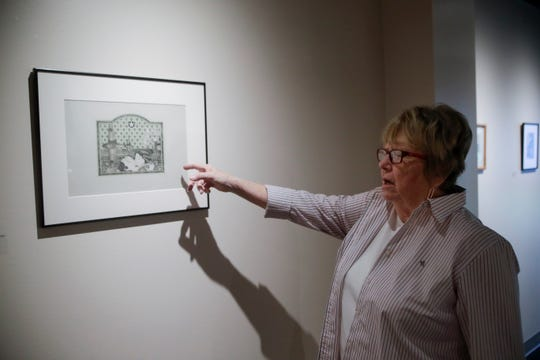 """Museum curator Barbara Cohenour talks about """"500 Years of Printmaking: the FSU Collection"""" which is on display now in the TCC Fine Arts Gallery on the TCC campus."""