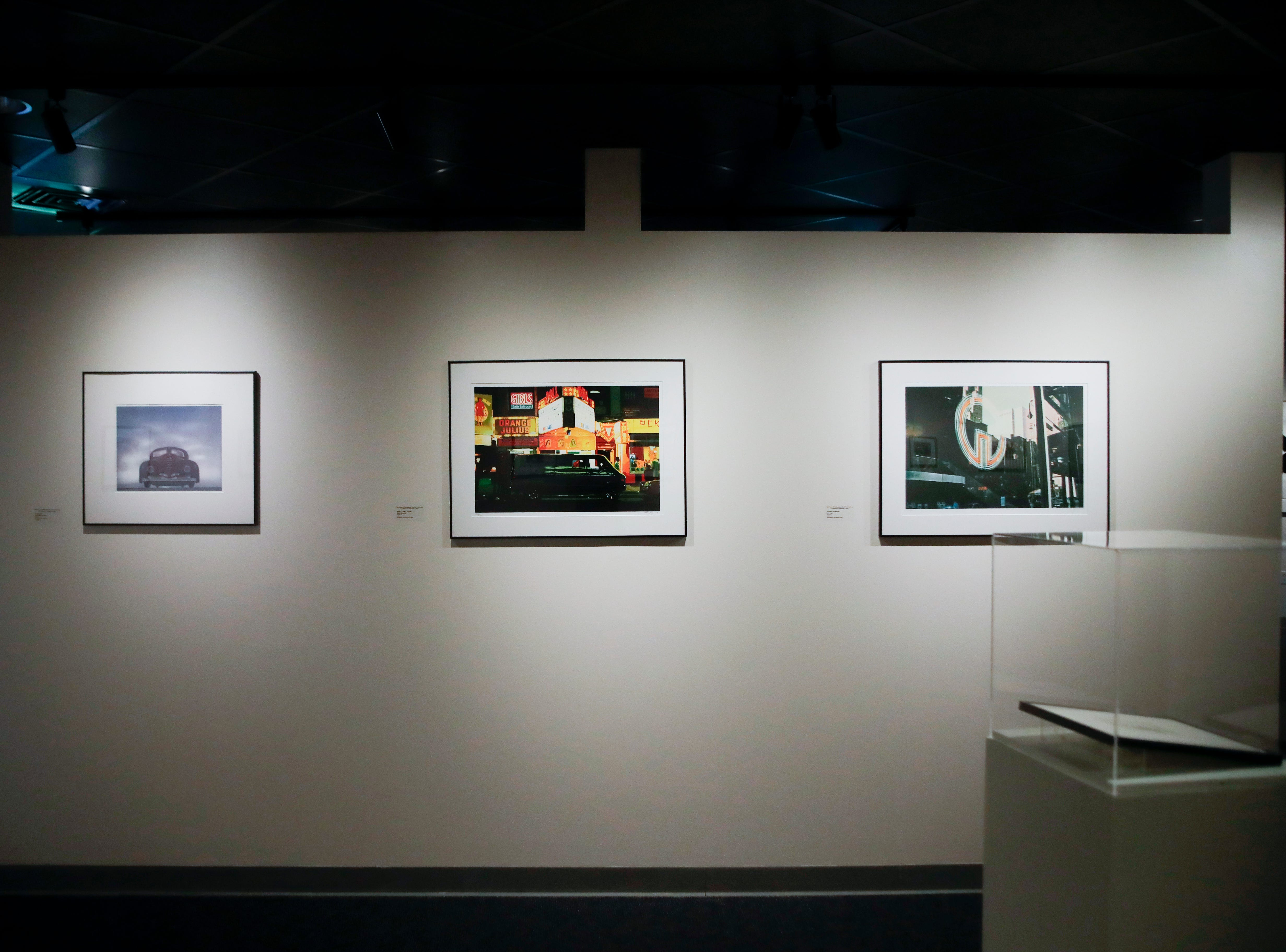 """""""500 Years of Printmaking: the FSU Collection"""" is on display now in the TCC Fine Arts Gallery on the TCC campus."""