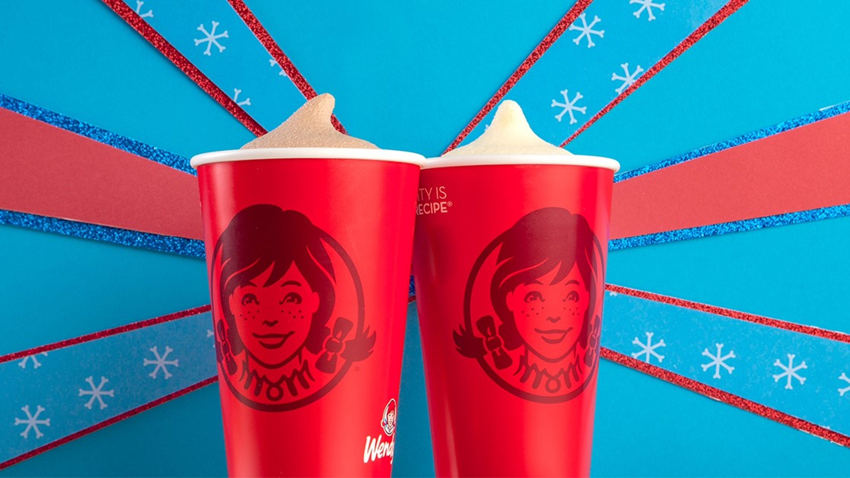 Free Frosty treats! Wendy's Frosty Key Tags available for ...