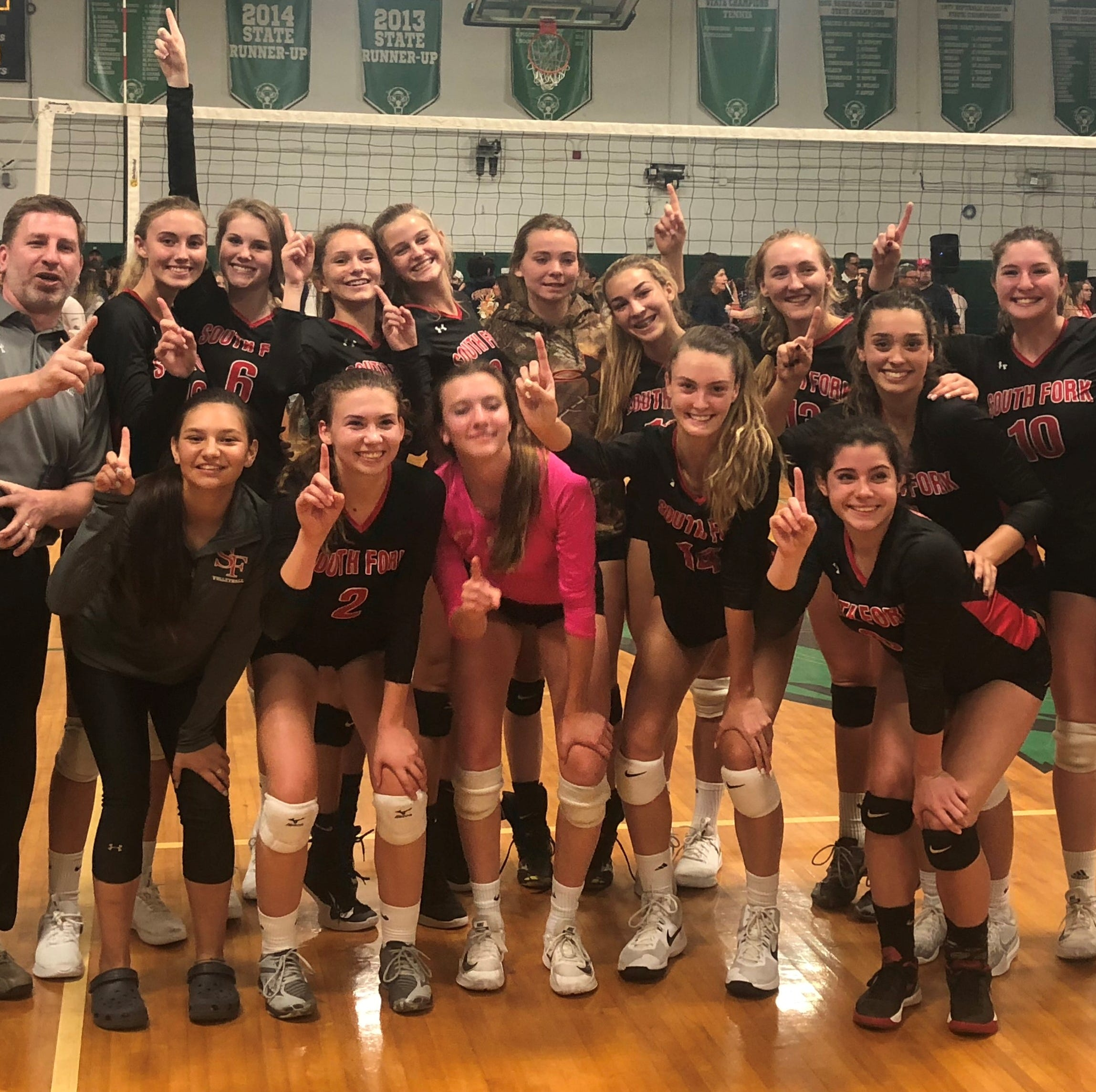 South Fork volleyball returning to state tournament
