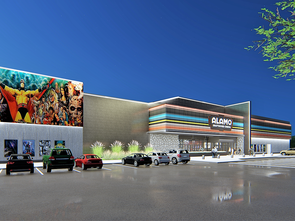 El Paso's 2nd Alamo Drafthouse to be in $80 million mixed-use East Side development