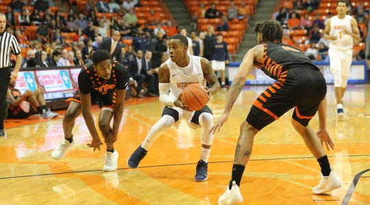 The UTEP Miners basketball team won their season opener against UT Permian Basin
