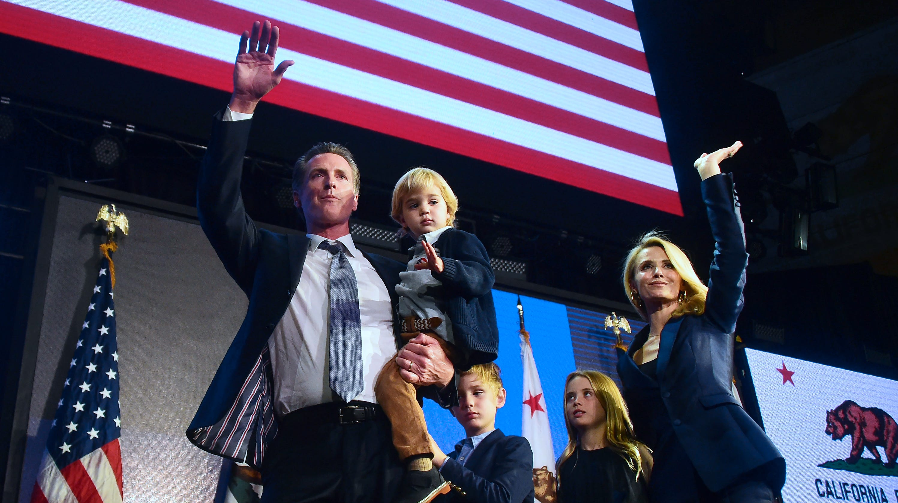 Gavin Newsom Proposal For Paid Family Leave Not As Bold As It Seems