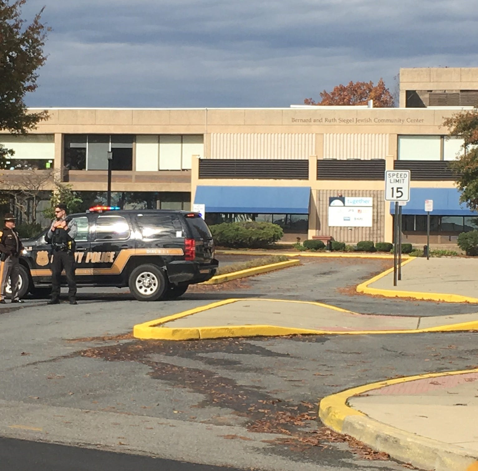Suspicious package at Siegel Jewish Community Center declared safe, non-hazardous