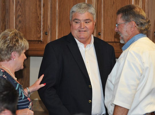 Tim Brewer was elected as the next Wichita Falls councilor for District 4 and will be sworn in Tuesday.