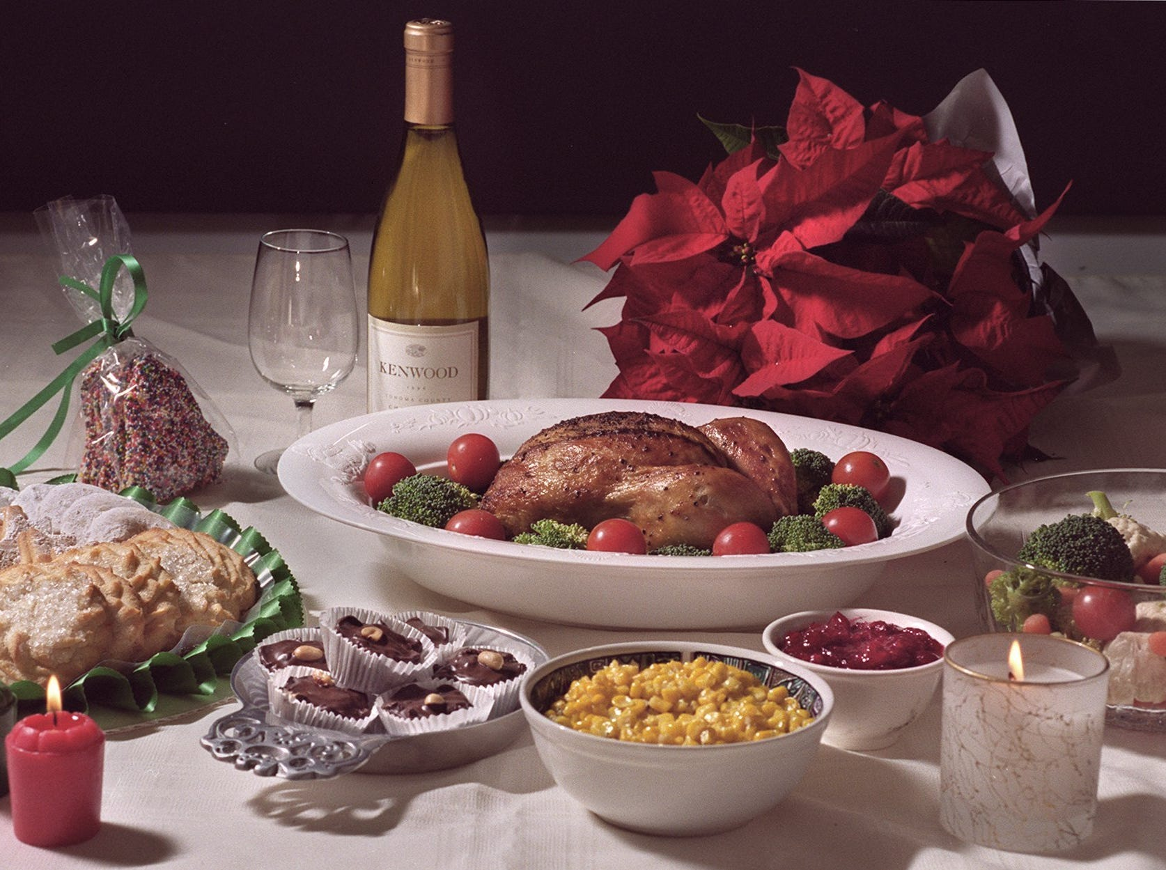 Side dishes play supporting role for Thanksgiving meal