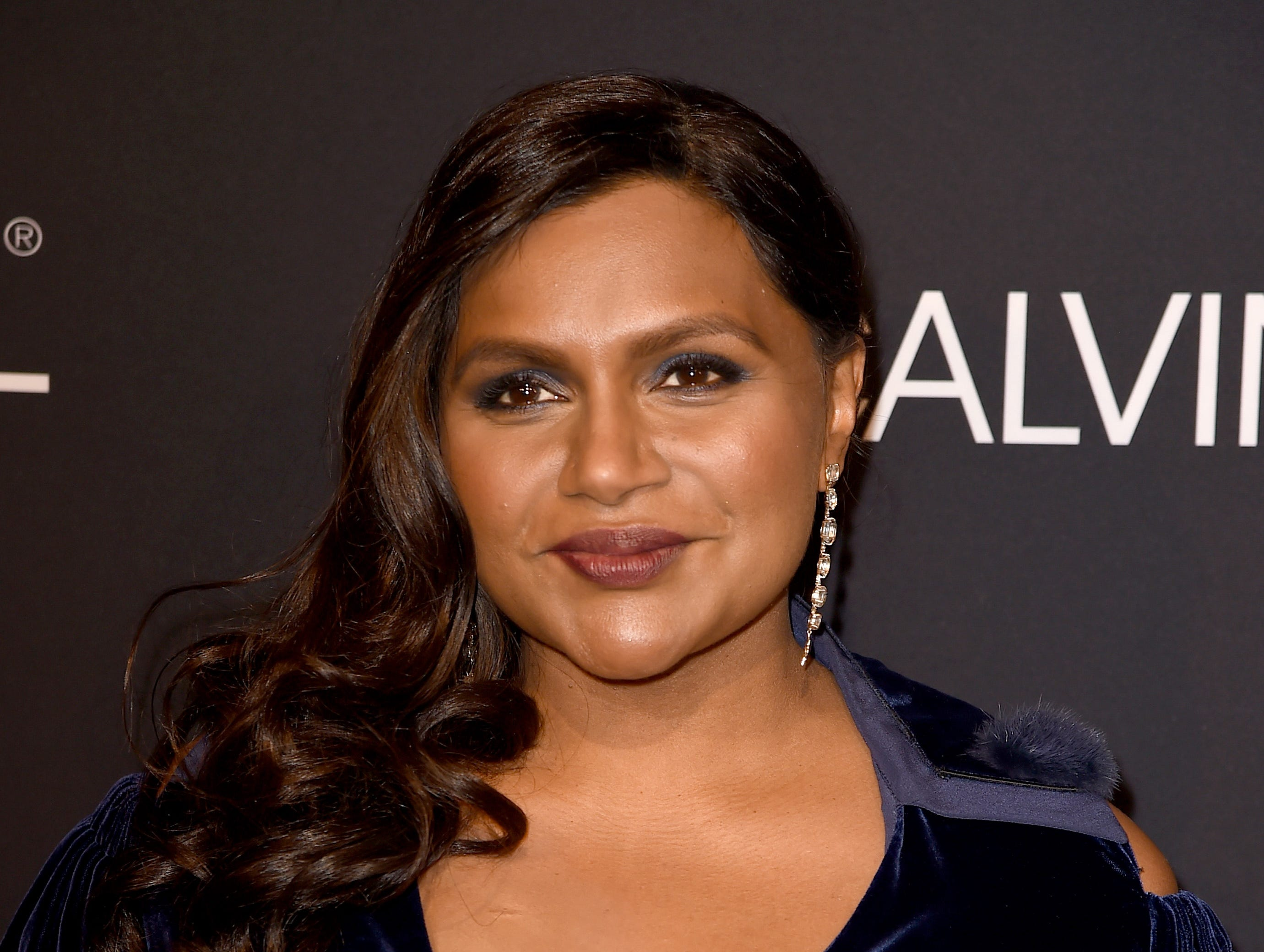 LOS ANGELES, CA - OCTOBER 15:  Mindy Kaling attends the 25th Annual ELLE Women in Hollywood Celebration at Four Seasons Hotel Los Angeles at Beverly Hills on October 15, 2018 in Los Angeles, California.  (Photo by Kevin Winter/Getty Images) ORG XMIT: 775239957 ORIG FILE ID: 1052225224