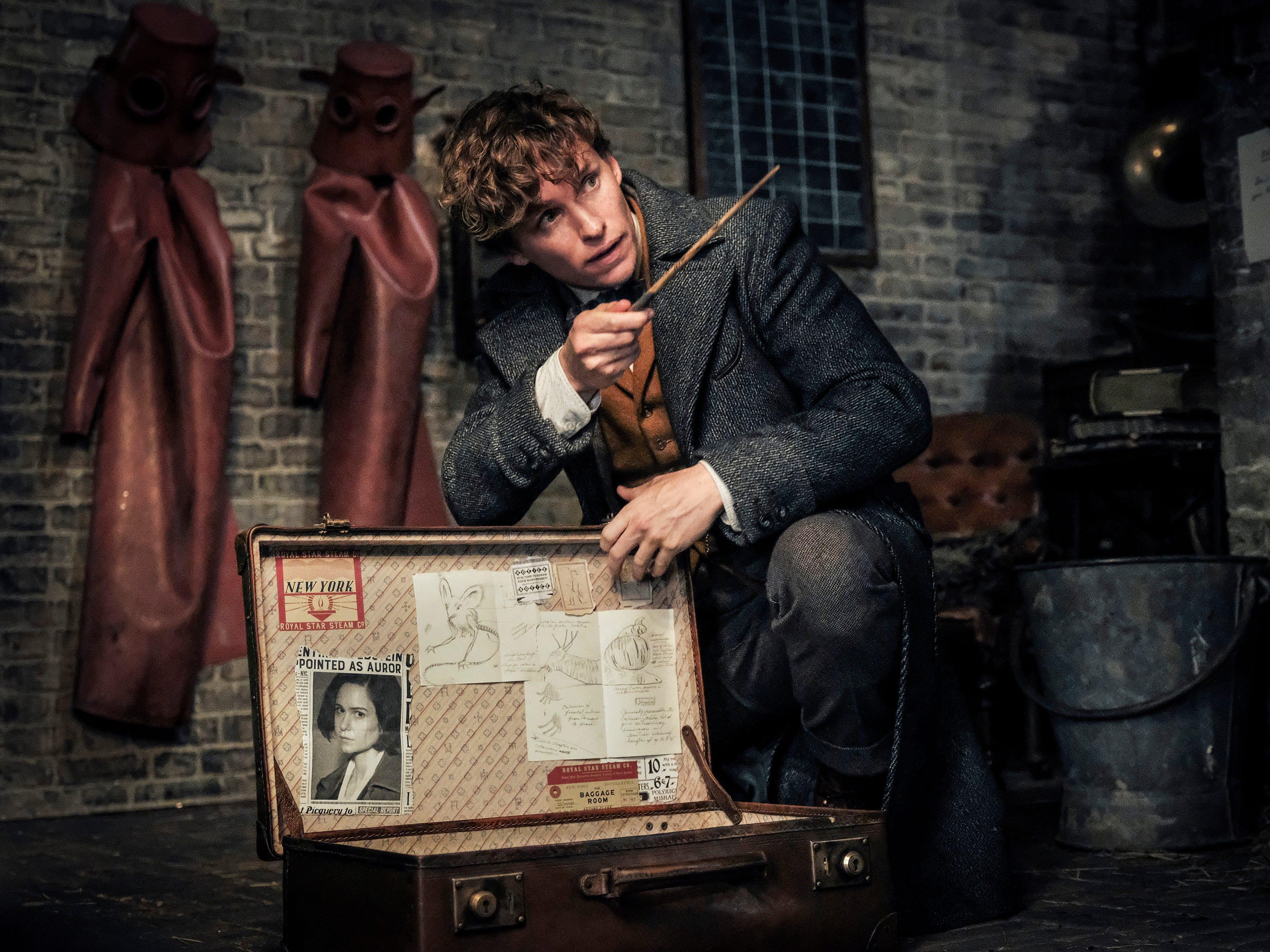Review: Darker, bolder 'Fantastic Beasts' sequel goes all in on Johnny Depp, 'Potter' magic