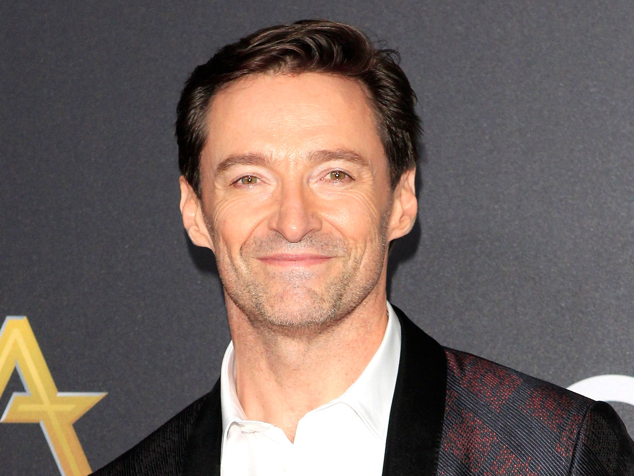 epa07142221 Australian actor Hugh Jackman arriving for the 22nd Annual Hollywood Film Awards at the Beverly Hilton Hotel in Beverly Hills, California, USA, 04 November 2018.  EPA-EFE/NINA PROMMER ORG XMIT: NPX01