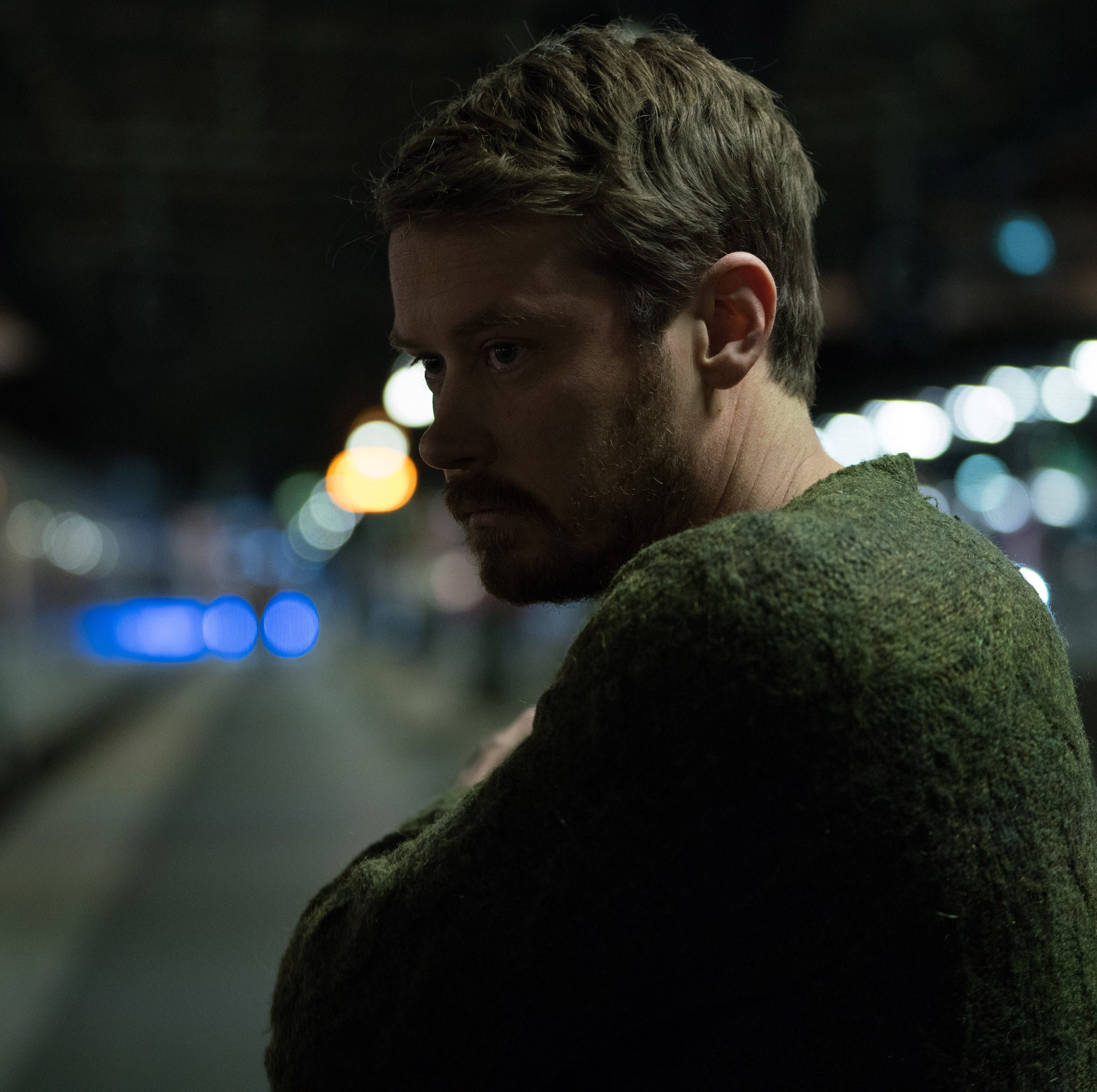 Undercover operative John Tavner (Michael Dorman) doesn't dress or act like a typical TV or movie spy in Amazon's 'Patriot,' which returns for Season 2 Friday.