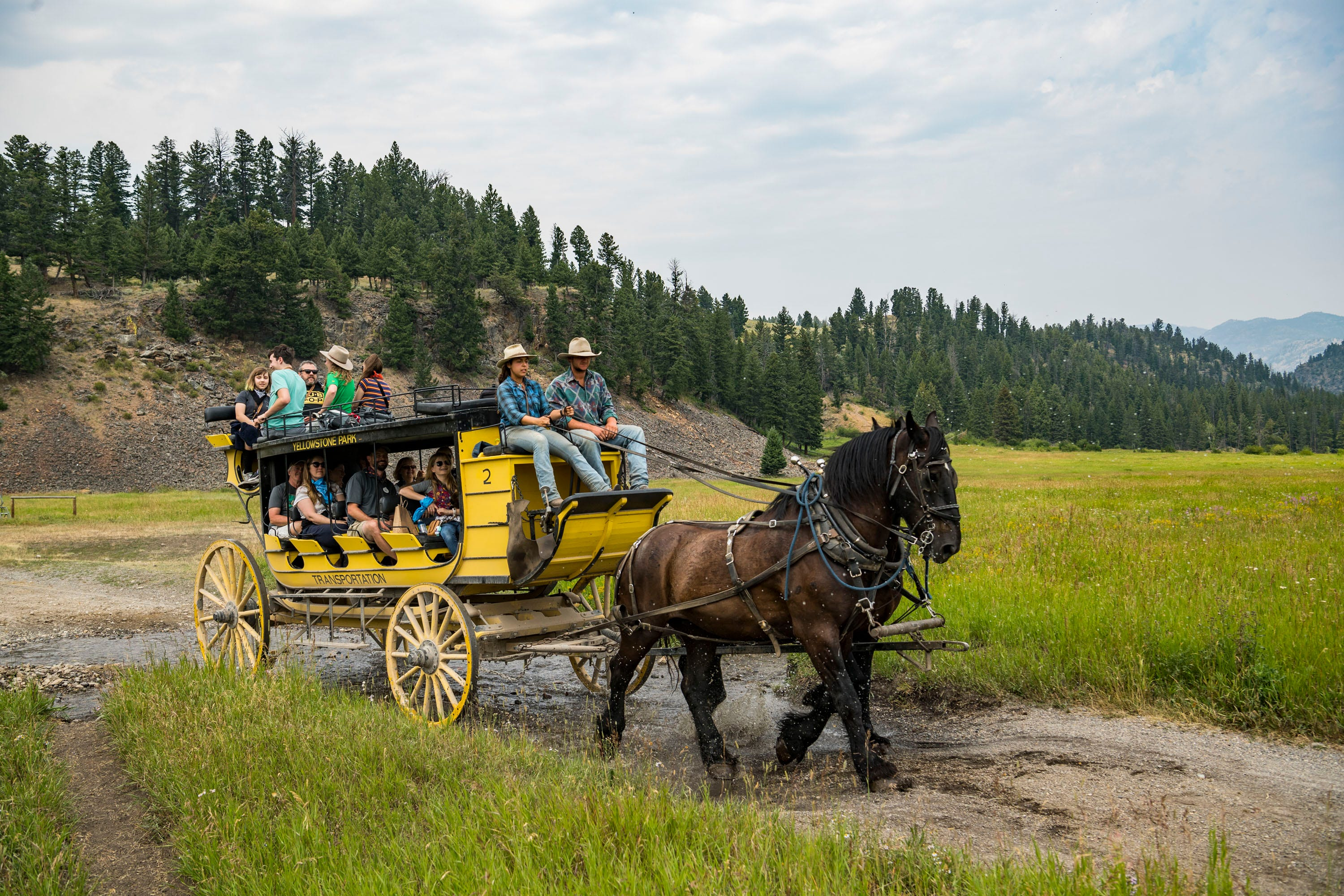 Disney does tours: Exploring Montana and Wyoming with the Mouse | USA Today