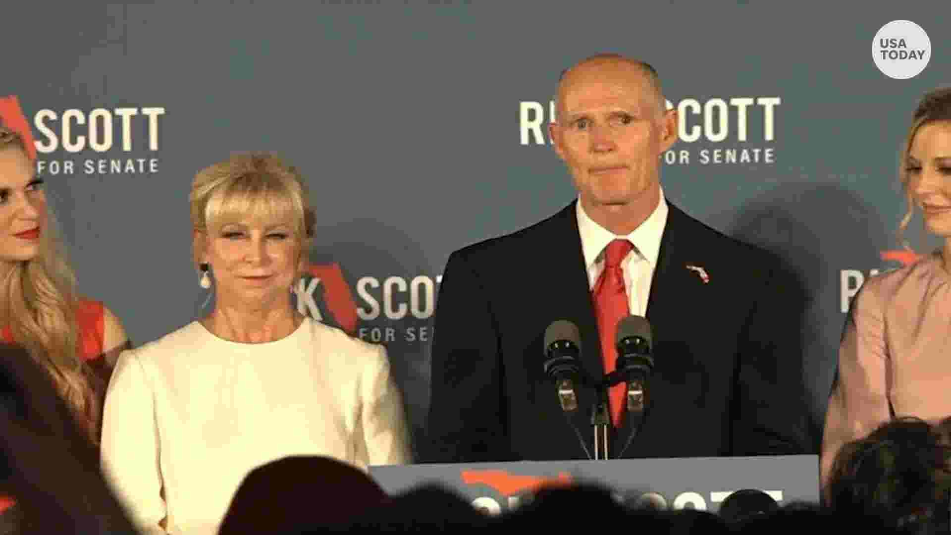 Florida Governor Is Signing K 12 Public >> Florida Recount Updates Rick Scott Sues Bill Nelson Sues Too