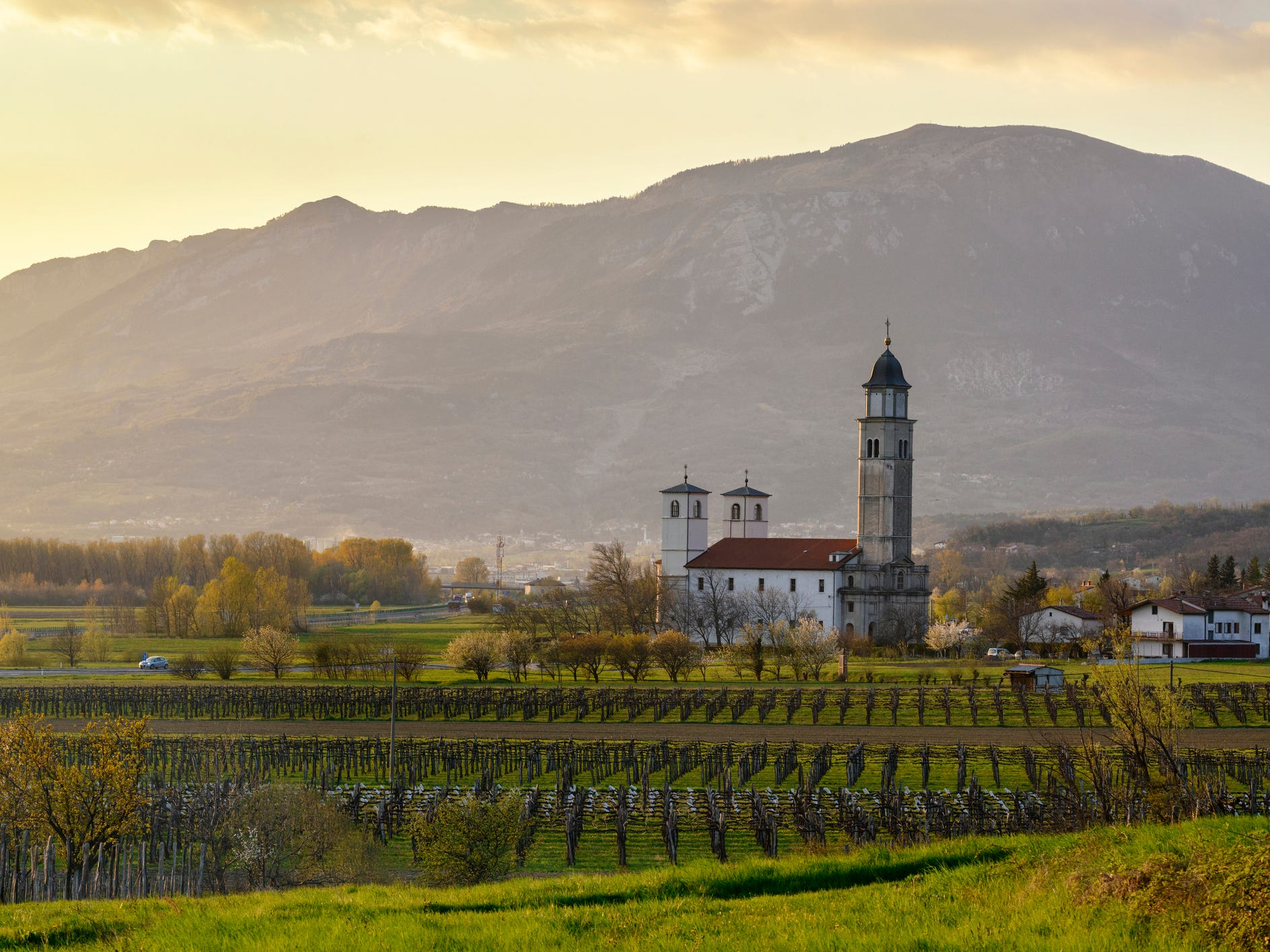 Vipava Valley, Slovenia: Just two hours from Venice, the Vipava Valley is a haven for adventurous travelers looking for room to explore. Rent a car and drive through this countryside to find plenty of things to do, from easy-going bike rides through vineyards to stand-up paddleboarding on the Vipava River. And of course, frequent stops at some of the valley's boutique winemakers are a must. Pepper your wine tasting with gastronomical stops to try locally produced staples like honey, cherries and olive oil. For a bit of history, you can stop by the Kostanjevica Monastery and visit the Bourbon crypt, where members of the noble French family were buried following their exile after the French Revolution.