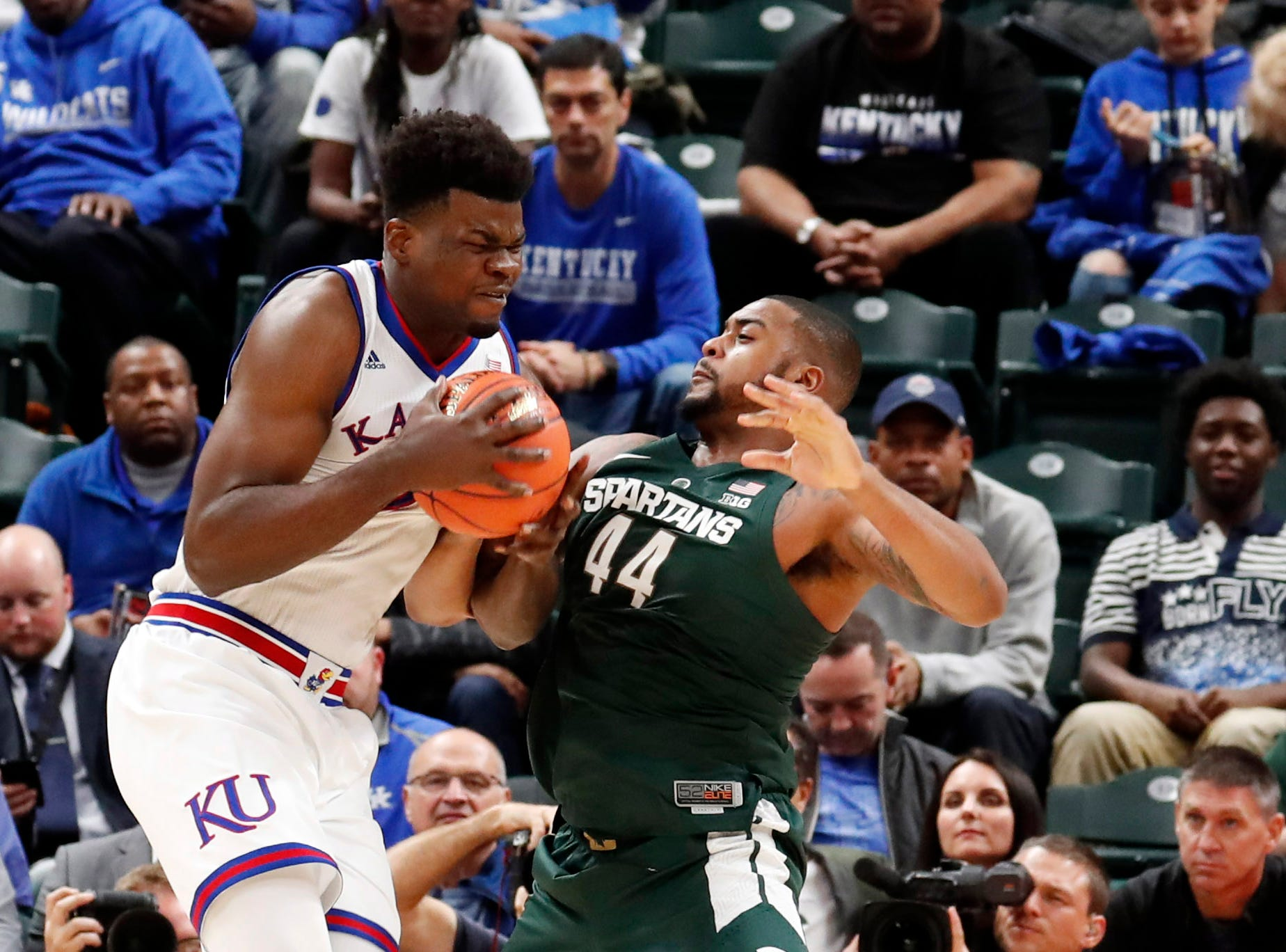 Michigan State basketball: What went right and wrong against Kansas