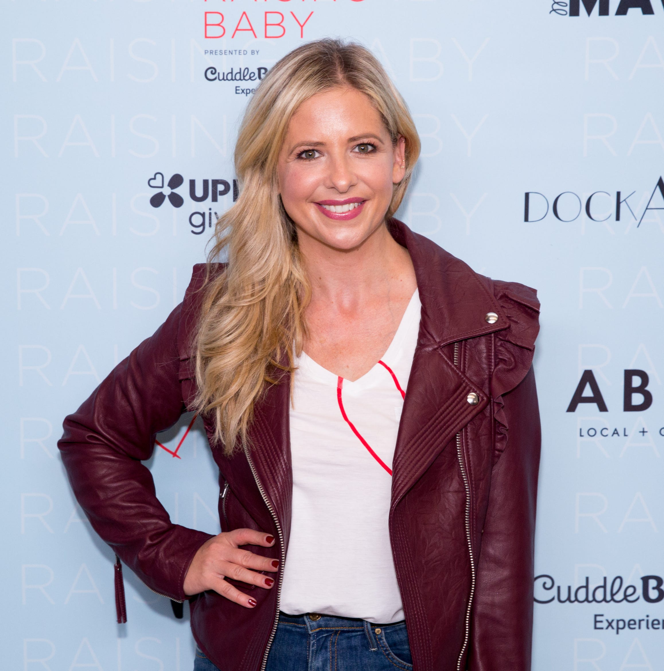 LOS ANGELES, CA - NOVEMBER 03:  Sarah Michelle Gellar attends Alliance Of Moms Presents Raising Baby at Children's Institute on November 3, 2018 in Los Angeles, Californi  (Photo by Alison Buck/Getty Images for Alliance Of Moms) ORG XMIT: 775252033 ORIG FILE ID: 1056928312