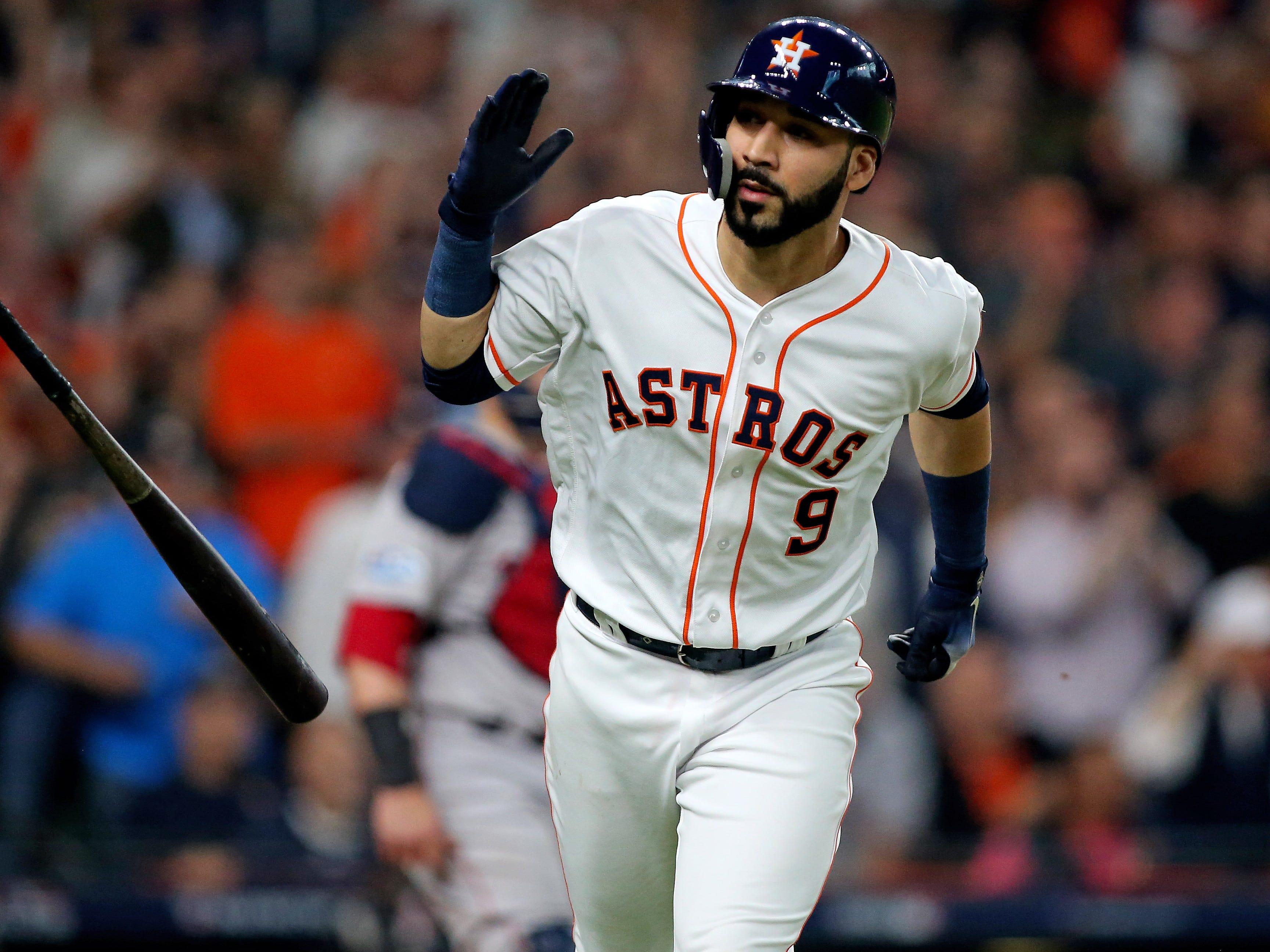 Marwin Gonzalez (30, INF/OF, Astros)