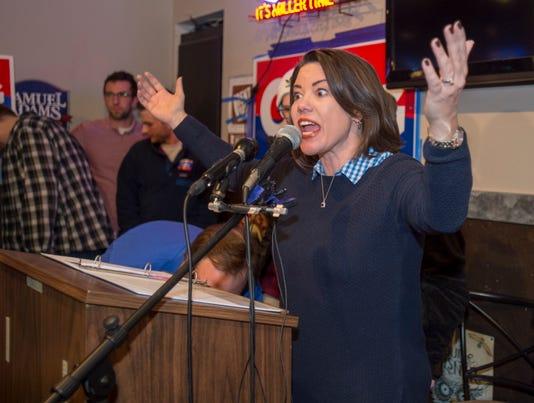 Epa Usa 2018 Midterm Elections Pol Elections Usa Mn