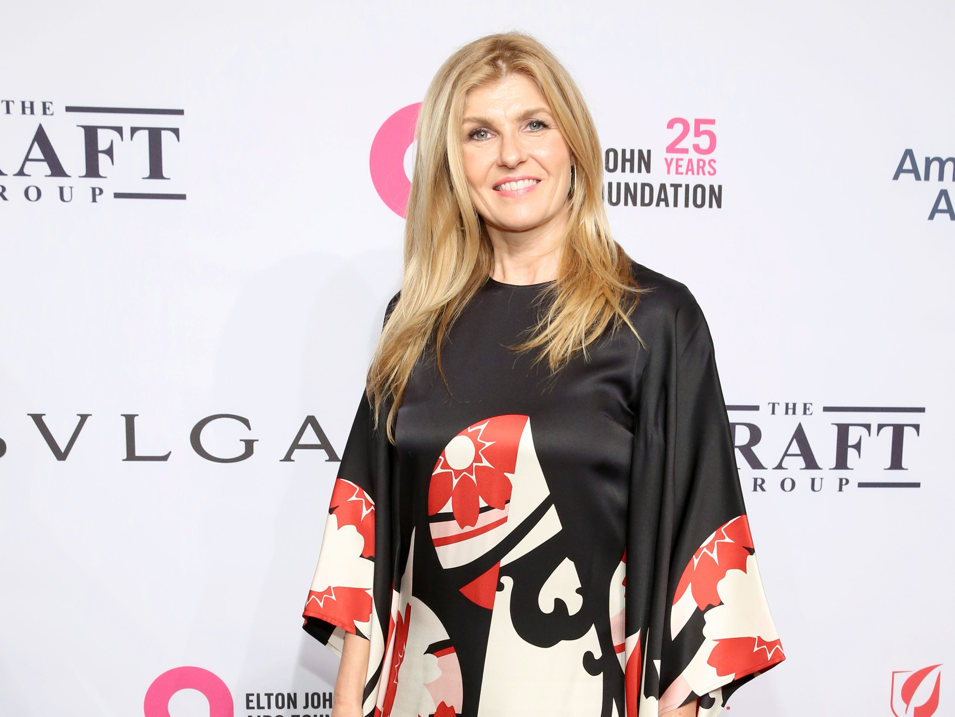 NEW YORK, NY - NOVEMBER 05:  Connie Britton attends the Elton John AIDS Foundation's 17th Annual An Enduring Vision Benefit at Cipriani 42nd Street on November 5, 2018 in New York City.  (Photo by Monica Schipper/WireImage) ORG XMIT: 775252041 ORIG FILE ID: 1057825346