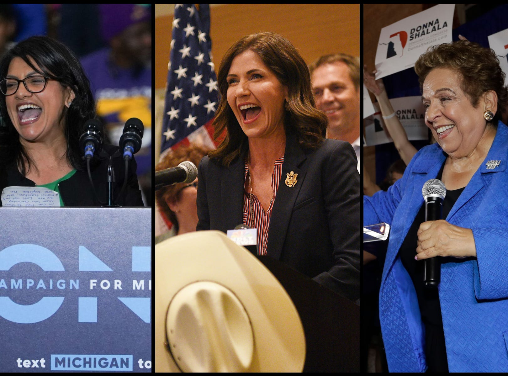 After historic election, what newly elected women said about children and families