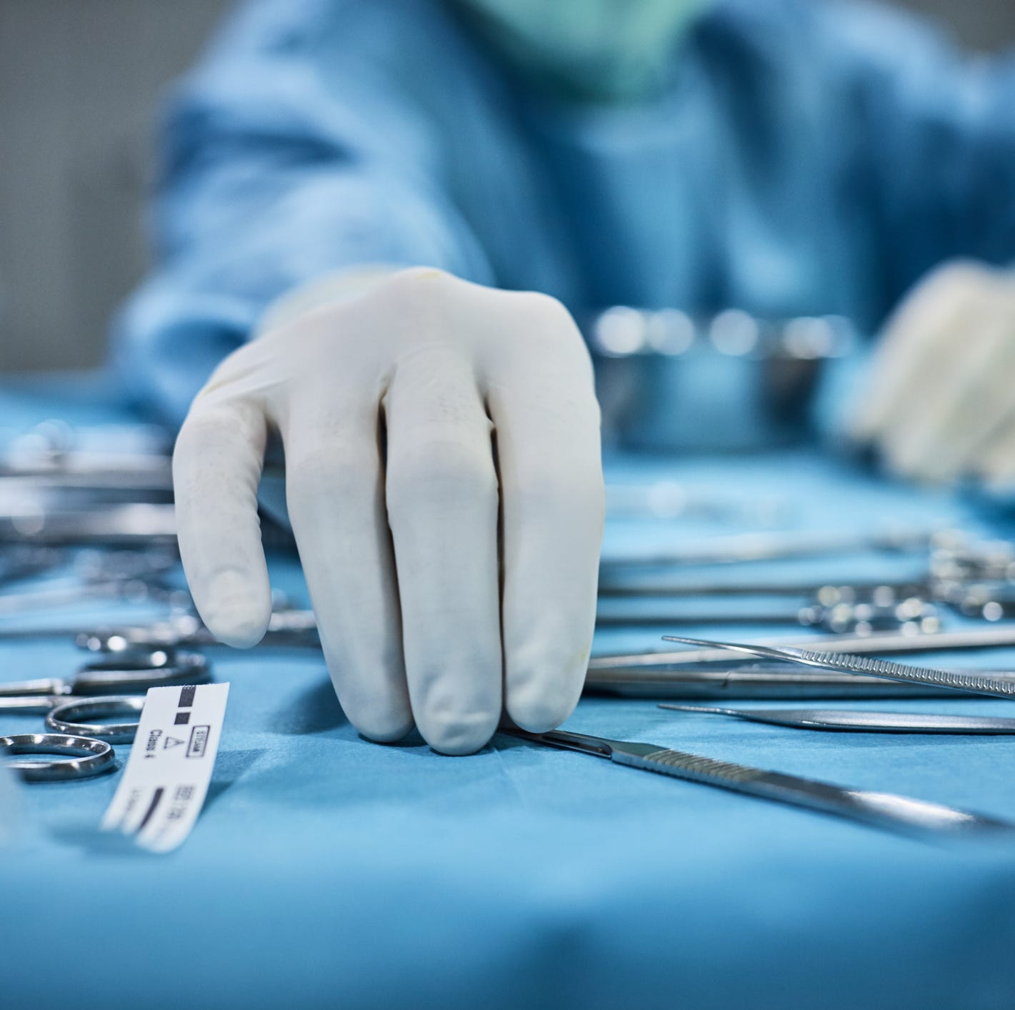 A Florida doctor was sued for malpractice after accidentally removing a healthy organ.