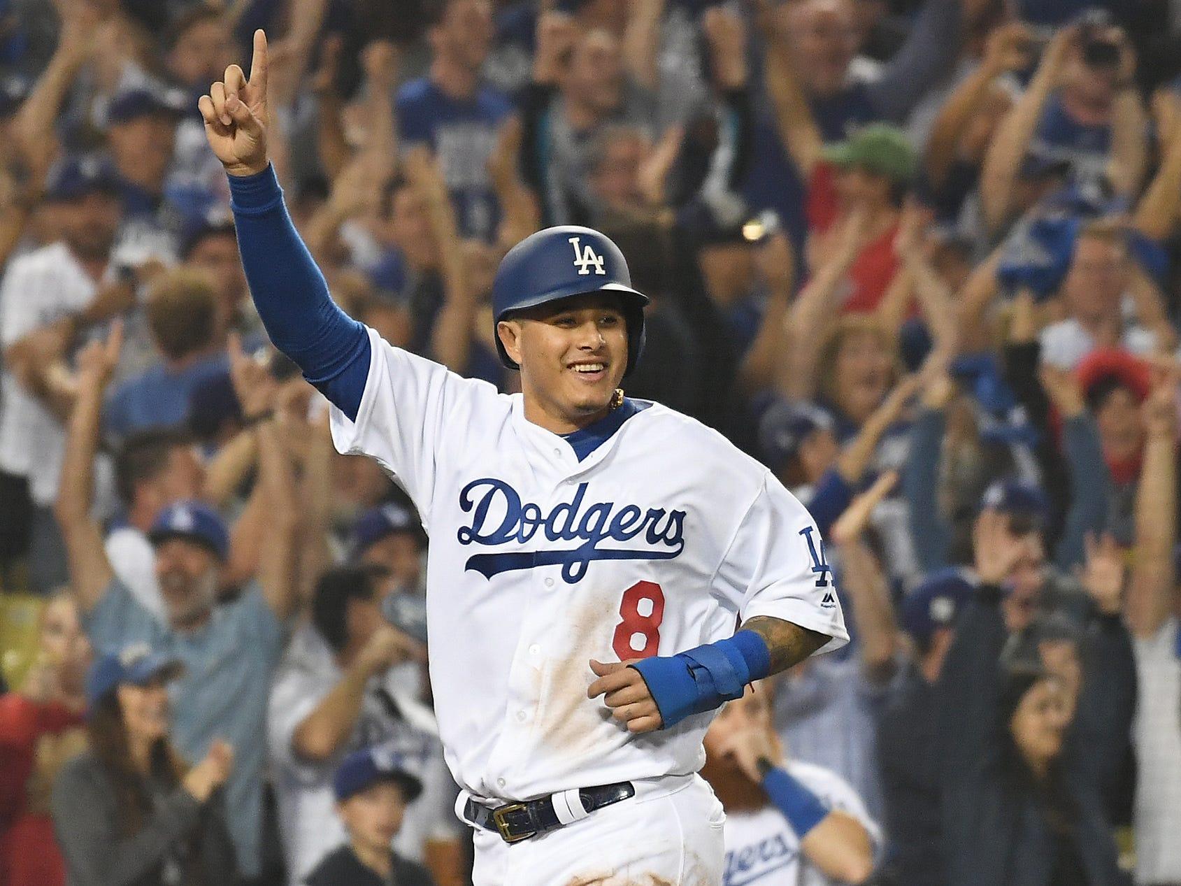 Manny Machado (26, SS/3B, Dodgers)