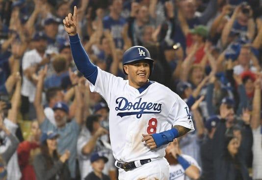 Mlb World Series Boston Red Sox At Los Angeles Dodgers