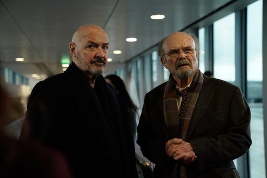 Terry O'Quinn, left, and Kurtwood Smith are two of the stars of Amazon's 'Patriot.'