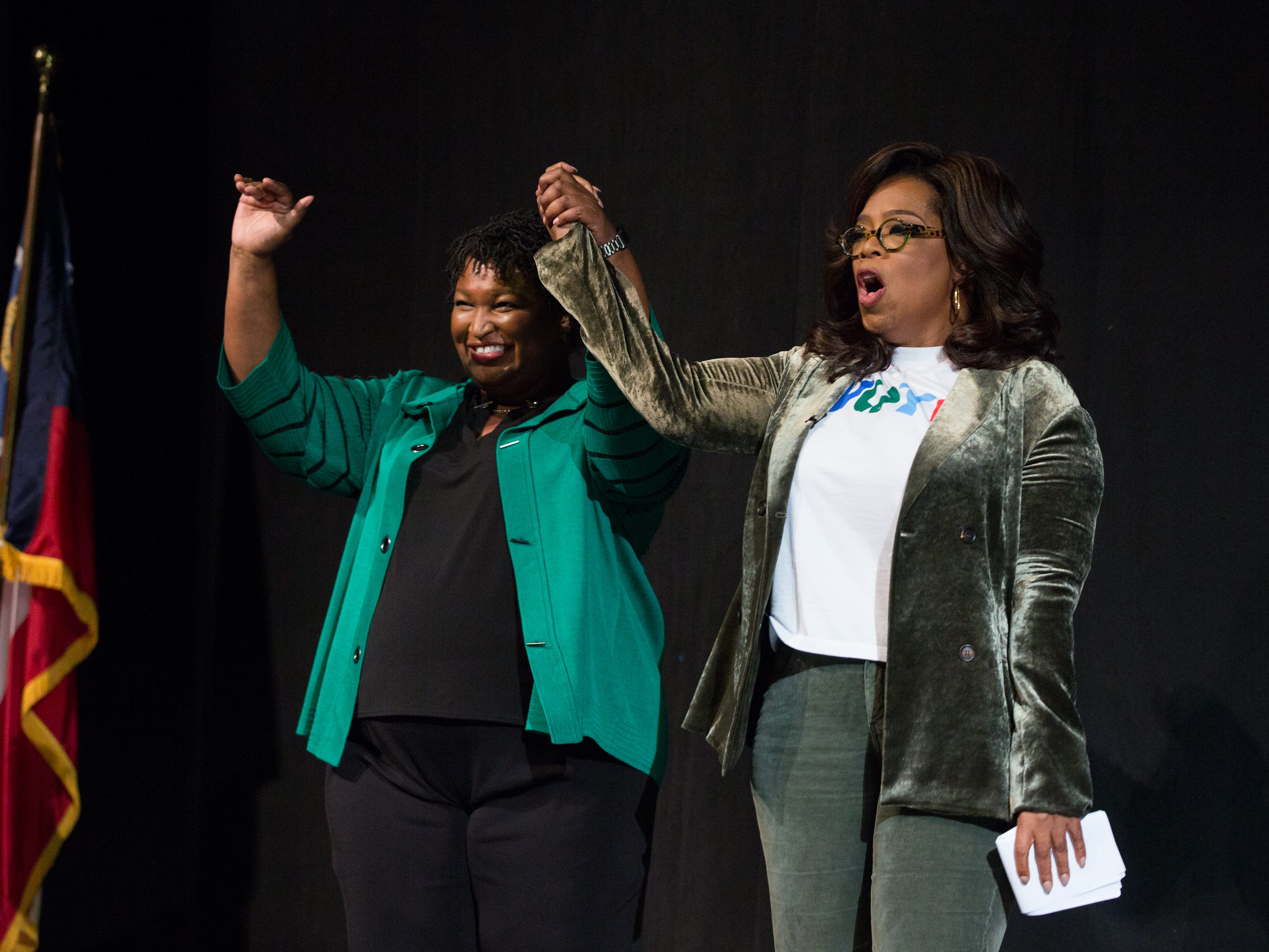 Oprah, Beyonce and Taylor: They 'lost' in midterms, so what about celebrity political pull in 2020?
