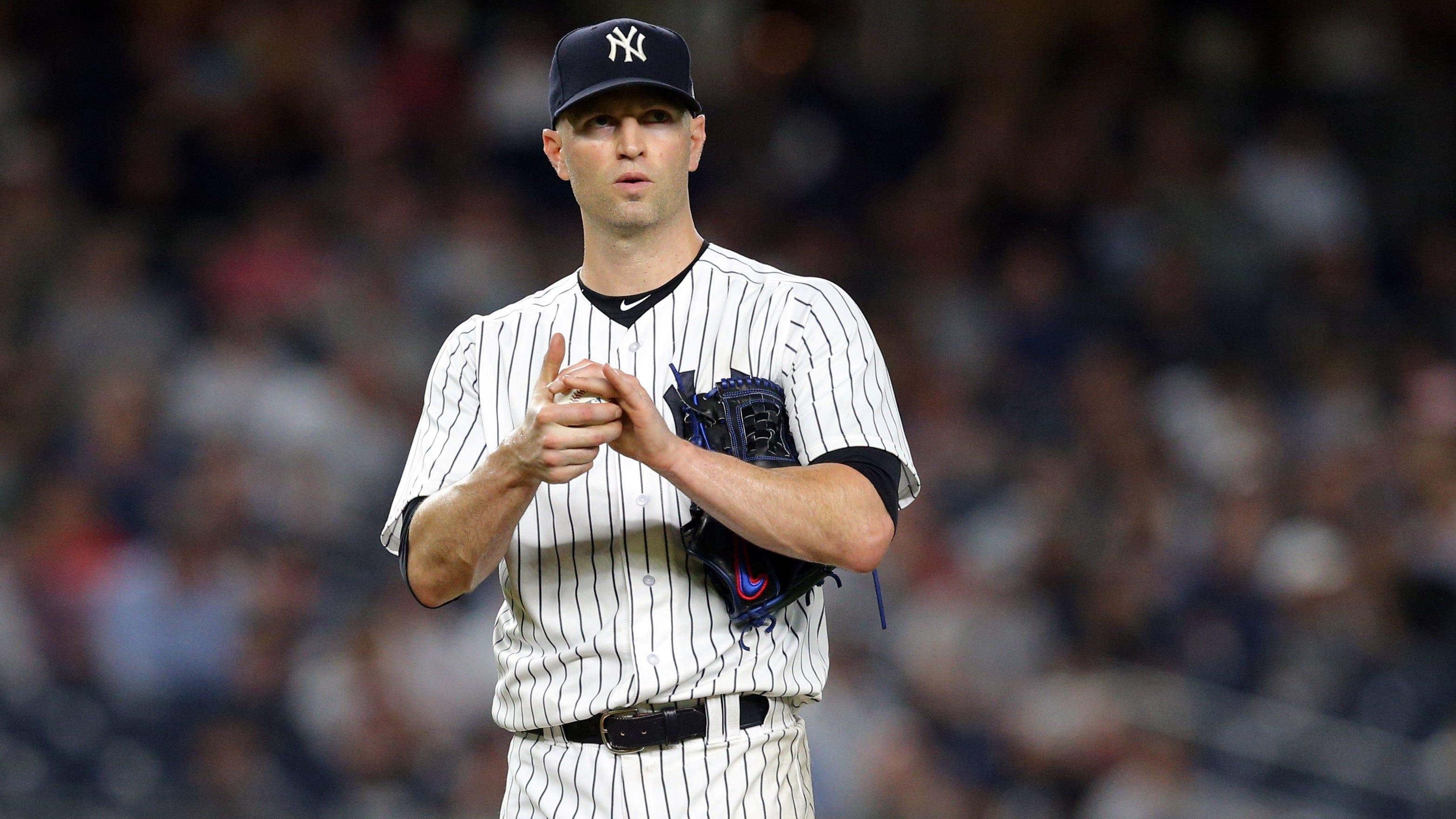 J.A. Happ (36, LHP, Yankees)