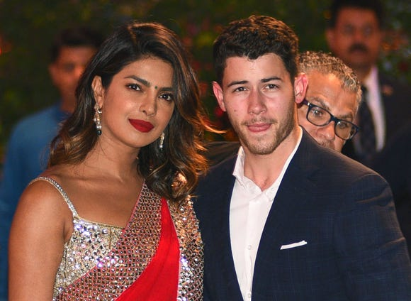 "Nick Jonas is thrilled to have wife-to-be Priyanka Chopra in his life. ""You have to be honest with your other half. That's where the beauty of a real relationship is, being able to be your authentic self."""