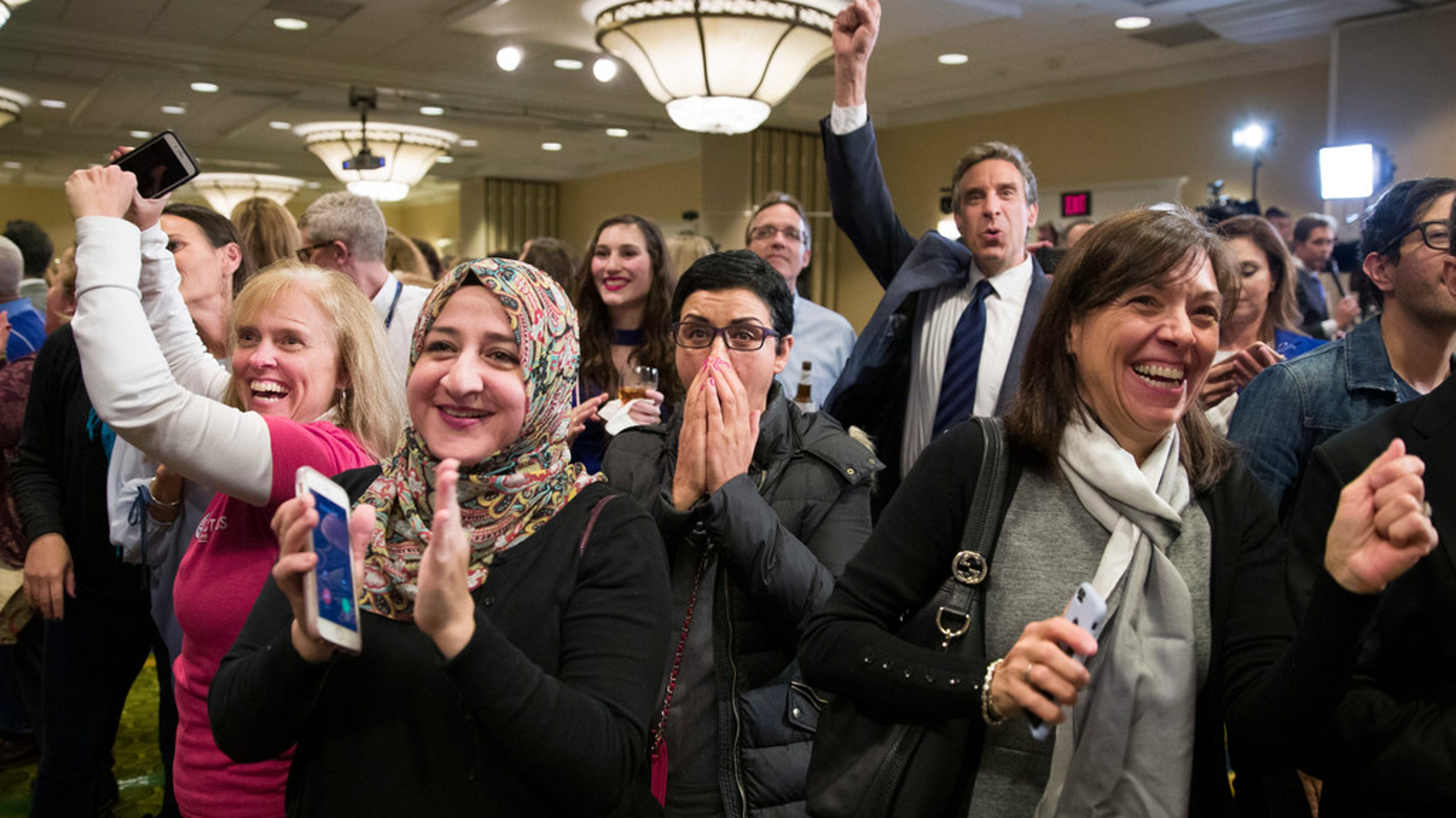 U.S. House: Democrats win control, ending unified GOP rule of Washington