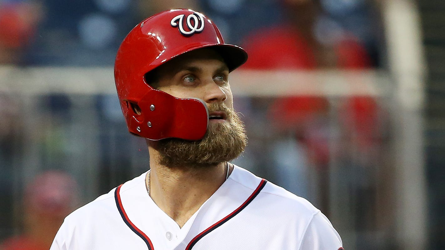 Bryce Harper: Outfielder will sign with Phillies  Bank on it