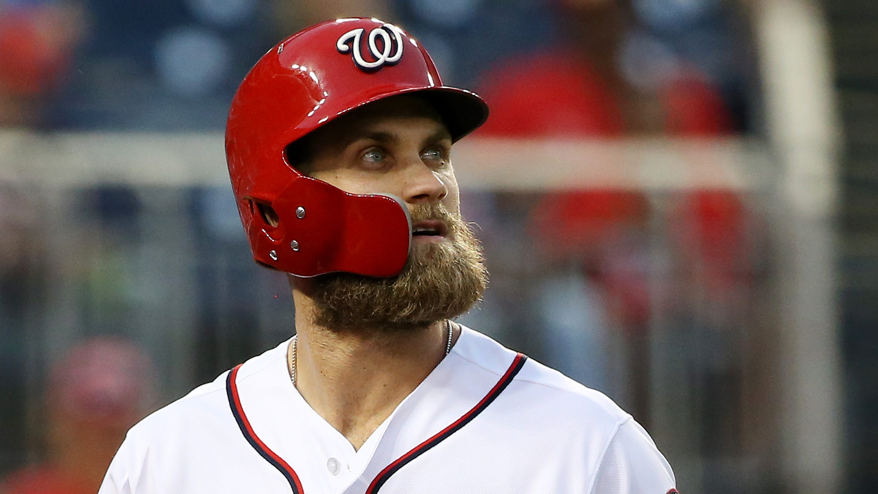 73e87ec2be1 Bryce Harper  Outfielder will sign with Phillies. Bank on it.