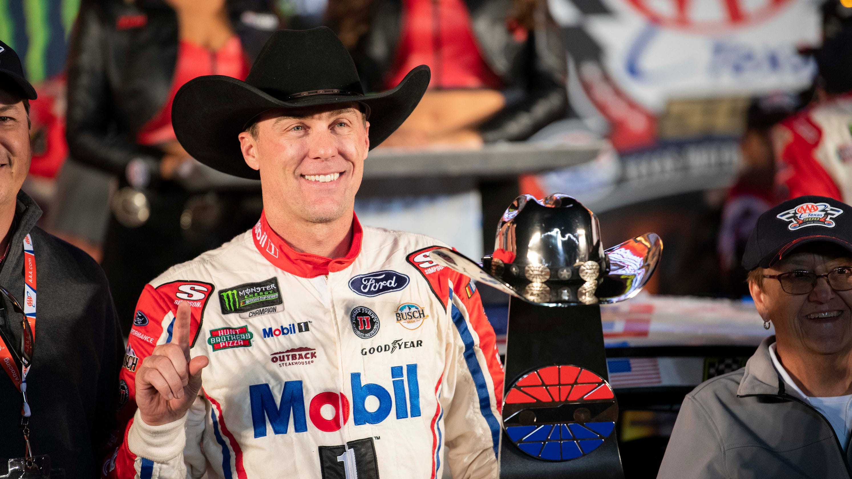 Kevin Harvick And: NASCAR: Kevin Harvick Stripped Of Berth In Championship Race