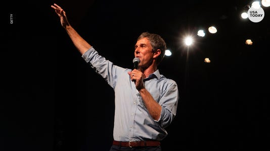 Beto O'Rourke assures supporters during his concession speech that the loss doesn't change the way he feels about Texas or the country.
