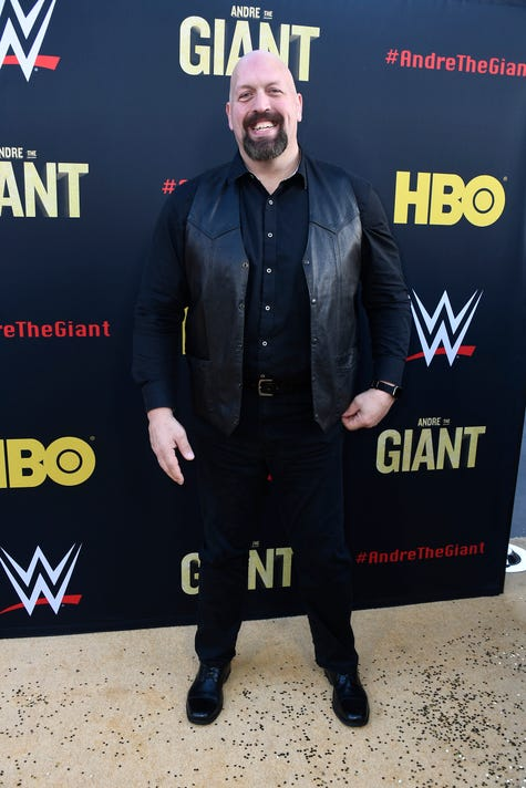 Premiere Of Hbo S Andre The Giant Arrivals