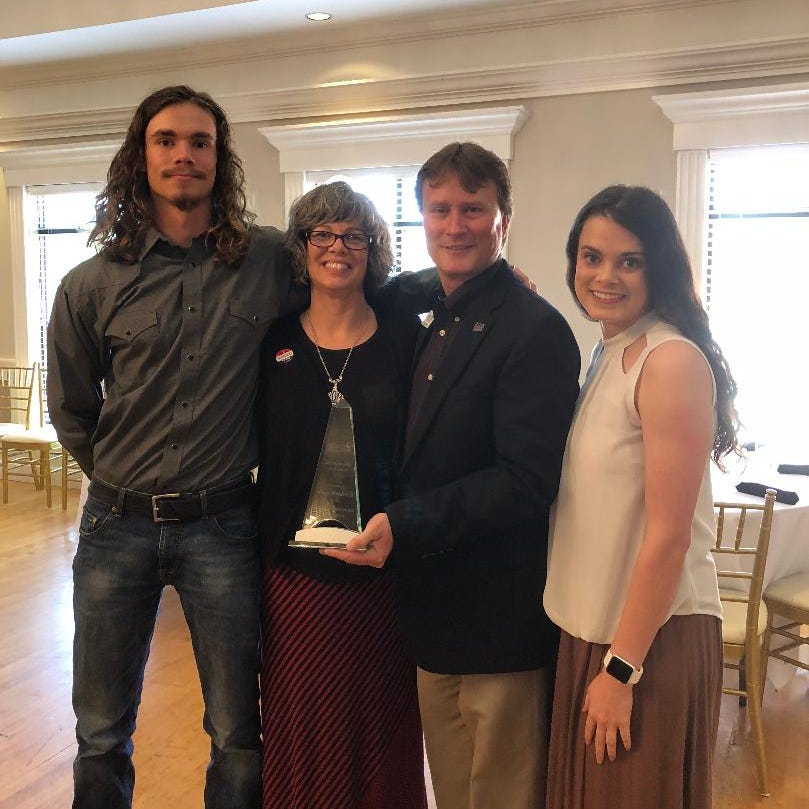 Abilene business notebook: Realtors honor Gray Bridwell