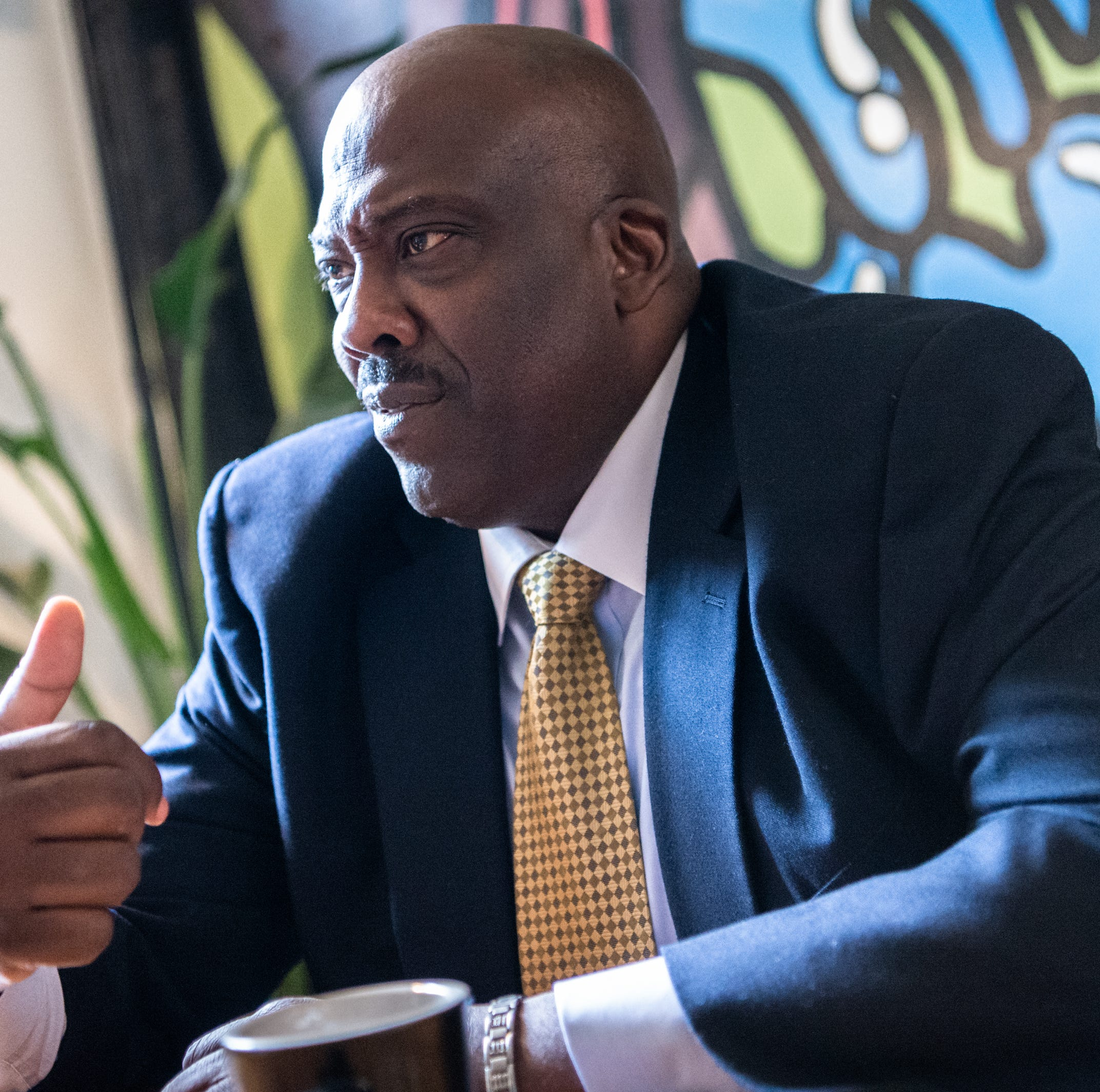 With Quentin Miller in as sheriff, Buncombe may join nationwide, jail diversion movement