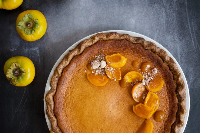 "A ""Yum Yum"" pumpkin pie from Buxton Hall could be on your holiday table."