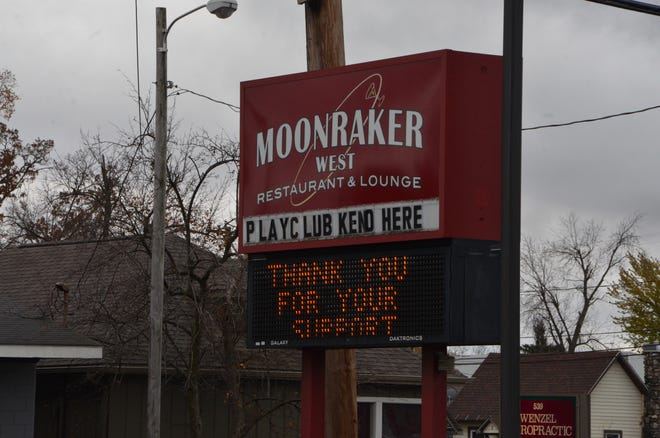 """Moonraker West was closed on Oct. 30, 2018, and a notice on the doors from Labrecque stated that the building has a purchase offer and is """"awaiting a closing date."""""""