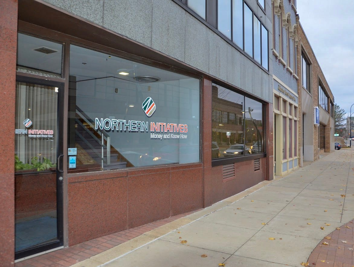 Northern Initiatives, a community development financial institution that focuses on startups, women-owned businesses and underserved communities, which is being funded by the W.K. Kellogg Foundation, held the ribbon-cutting for its new downtown Battle Creek offices on Wednesday, Nov. 7, 2018.