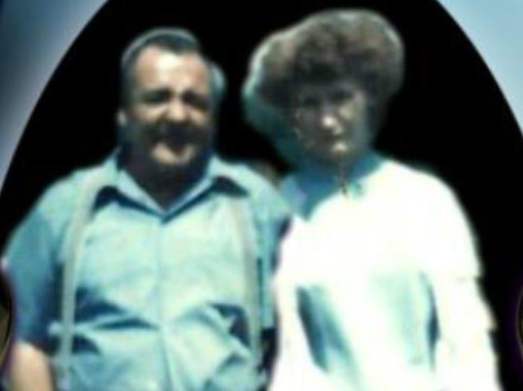 Les Arsenault's parents