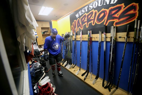The West Sound Admirals took over for the West Sound Warriors, a club that suspended operations after the 2017-18 season.