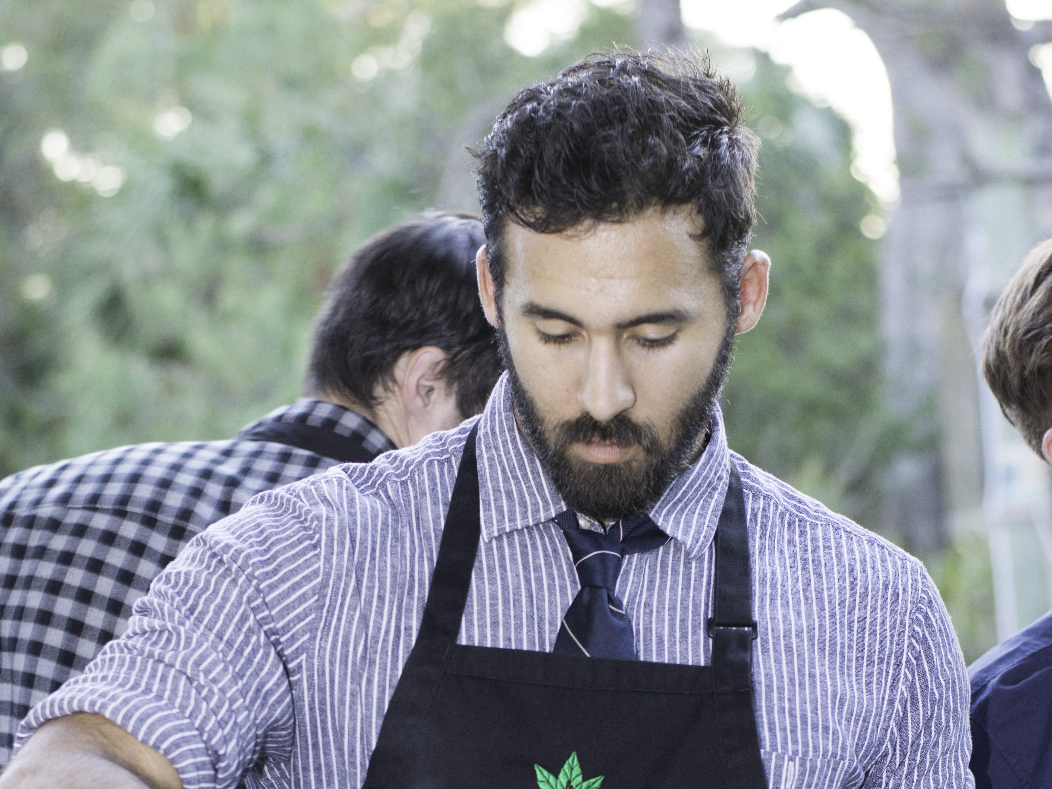 Starbucks sent their best local coffee masters to Jazzoo.