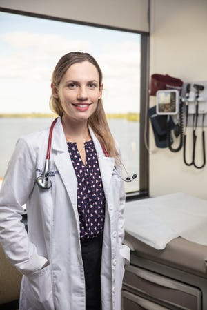 Dr. Iryna Polyakova is a Family Medicine Physician for Health First.